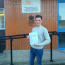 Well Done Aled passed 8 Jan 2015